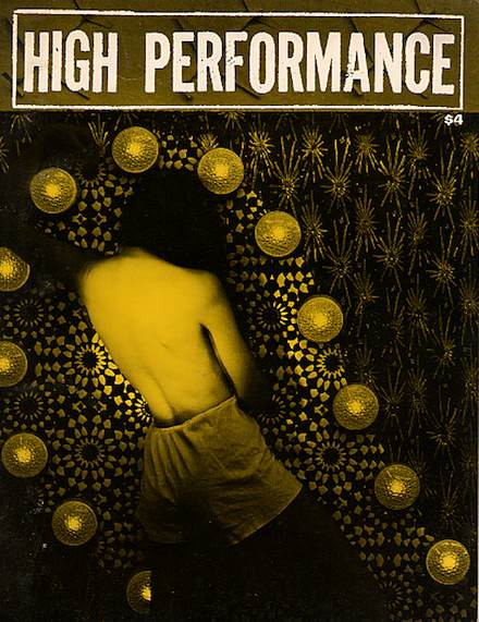 High Performance #14 Vol. IV, No. 2, 1981