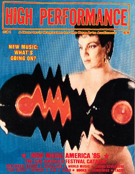 High Performance #31 Vol. VIII, No. 3, 1985