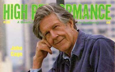 High Performance #38 Vol. X, No. 2, 1987