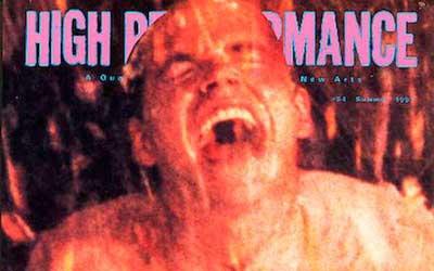 High Performance #54 Vol. XIV, No. 2, 1991