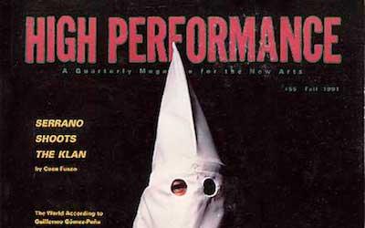 High Performance #55 Vol. XIV, No. 3, 1991