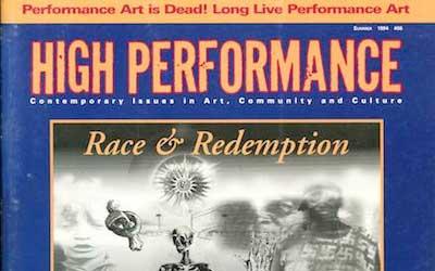 High Performance #66 Vol. XVII, No. 2, 1994