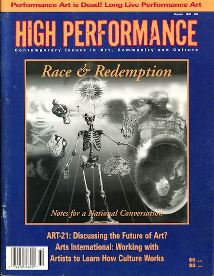 High Performance #66 Vol. XVII, No. 2, 1994