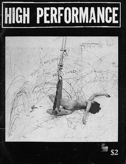 High Performance #6 Vol. II, No. 2, 1979
