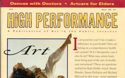 High Performance #74 Vol. XIX, No. 4, 1996