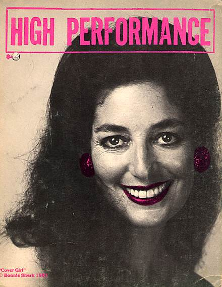 High Performance #15 Vol. IV, No. 3, 1981