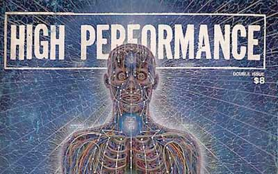 High Performance #17/18 Vol. V, Nos 1/2, 1982
