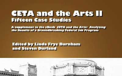 CETA and the Arts II: Fifteen Case Studies
