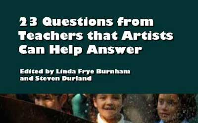23 Questions from Teachers that Artists Can Help Answer