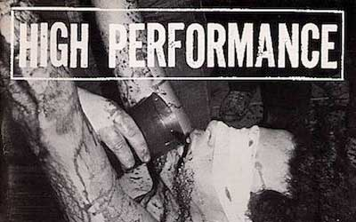 High Performance #3 Vol. I, No. 3, 1978