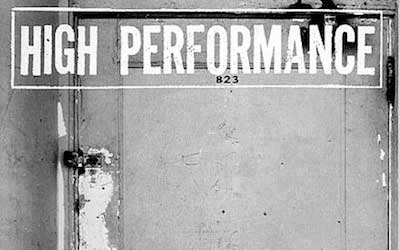 High Performance #5 Vol. II, No. 1, 1979