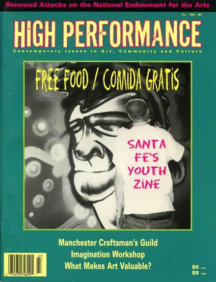 High Performance #67 Vol. XVII, No. 3, 1994