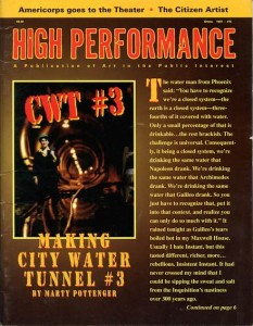 High Performance #75 - Marty Pottenger
